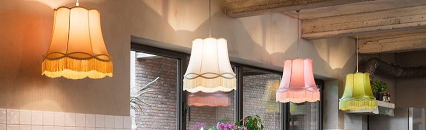 Lampenschirme für Leuchten online kaufen - lampenundleuchten.at