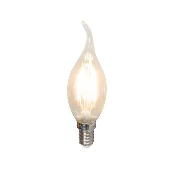 LED-Faden-Kerzenlampe-E14-240V-3,5W-/-350lm-BXS35-dimmbar