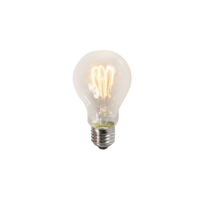 Twisted-Filament-LED-Lampe-A60-3W-2200K-klar
