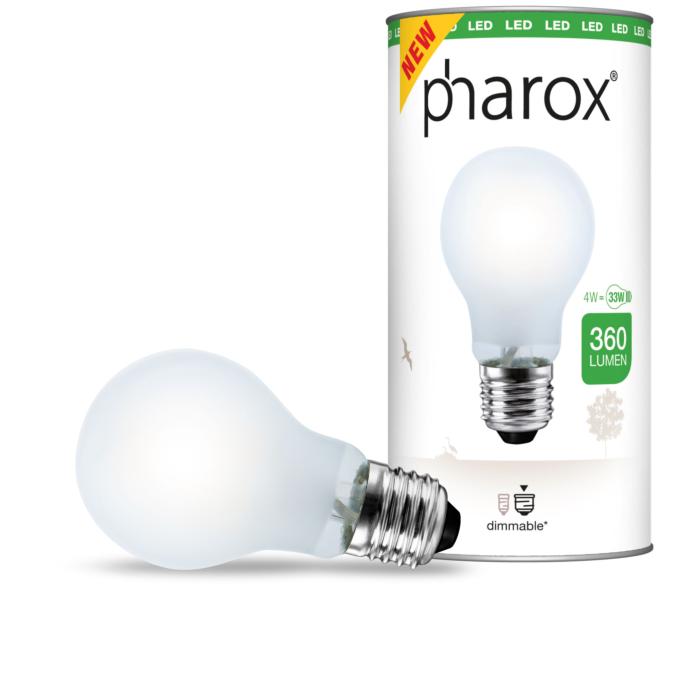 Pharox-LED-Lampe-matt-E27-4W-360-Lumen