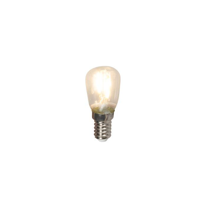 E14-LED-Fadenschalttafel-Lampe-T26-1W-100lm-2700-K
