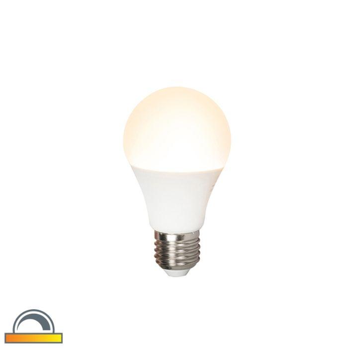 E27-dimmbare-LED-Lampe-A60-7W-510lm-2000K---2700K