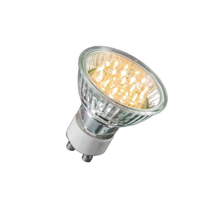 GU10-LED-Lampe-21-LEDs-warmweiß