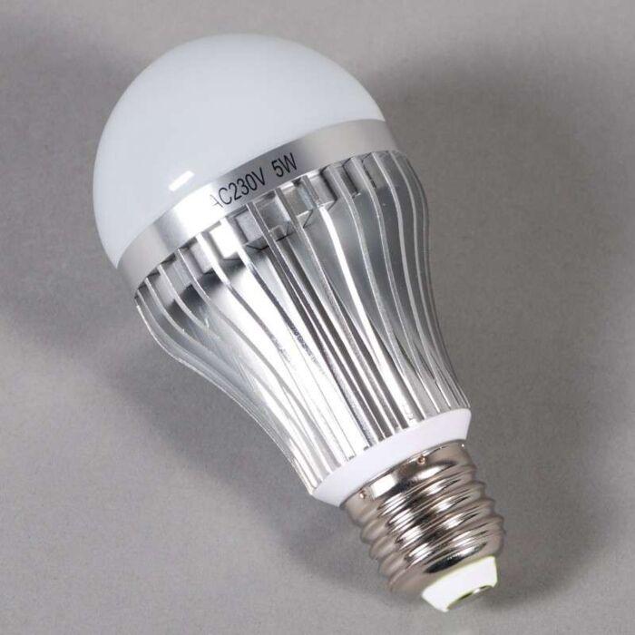 LED-Glühlampe-E27---5W-=-45W-Licht