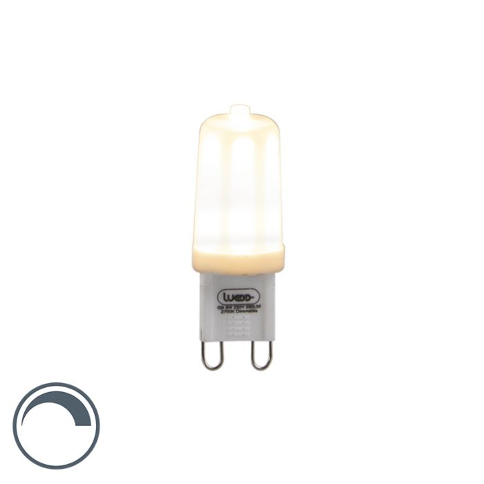 led lampen dimmbar g9