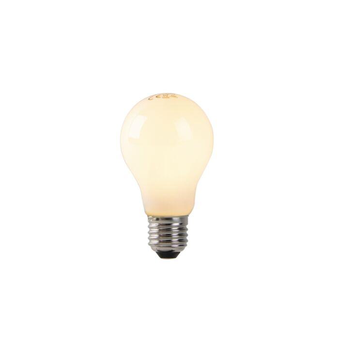 E27-LED-Lampe-A60-Opalglas-3W-320-lm-2200K