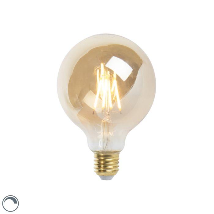 E27-dimmbare-LED-Glühlampe-G95-Goldline-5W-360-lm-2200K