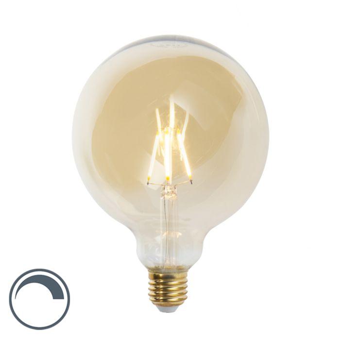 E27-dimmbare-LED-Glühlampe-G125-Goldline-5W-360-lm-2200K