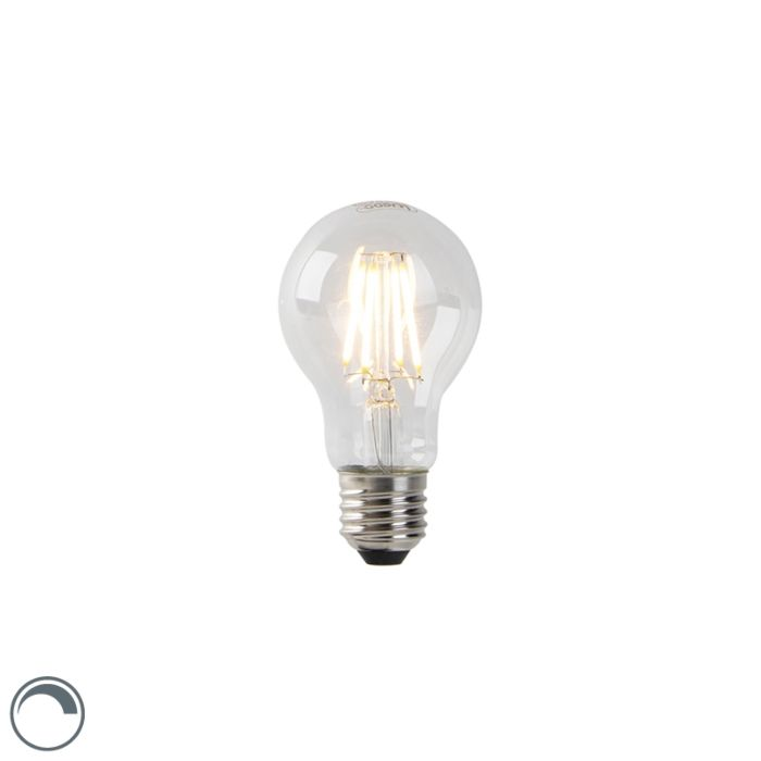 E27-dimmbare-LED-Glühlampe-A60-Klarglas-4W-300-lm-2200K