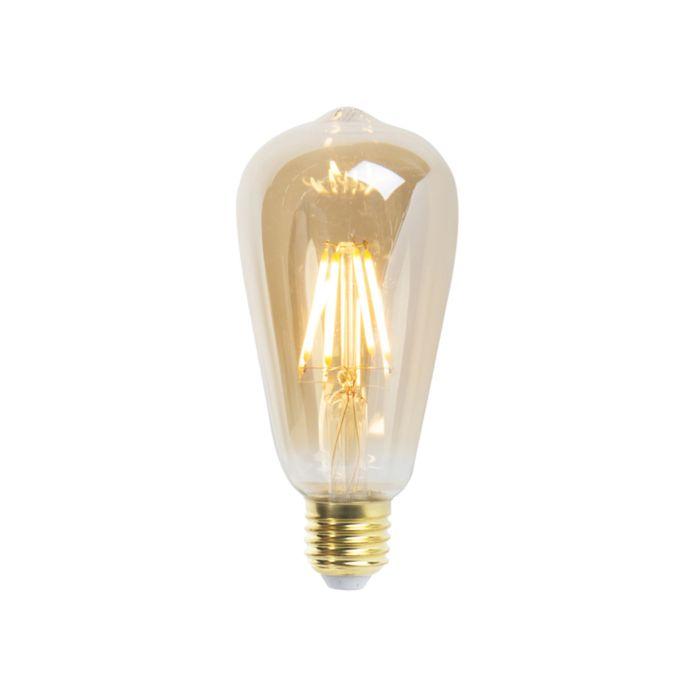 3er-Set-E27-dimmbare-LED-Lampen-ST64-360-Lumen-2200K