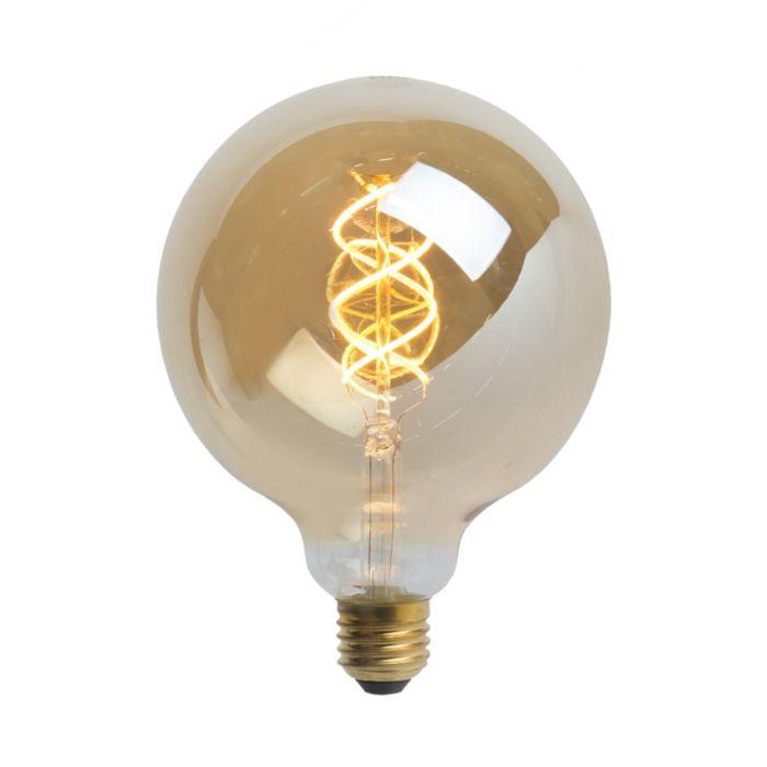 LED-Glühlampe-Lampe-E27-5W-300-Lumen-warmweiß-2200K