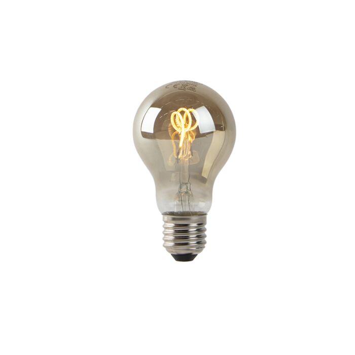 E27-LED-Spiralwendellampe-Rauchglas-A60-2W-80-lm-2200K