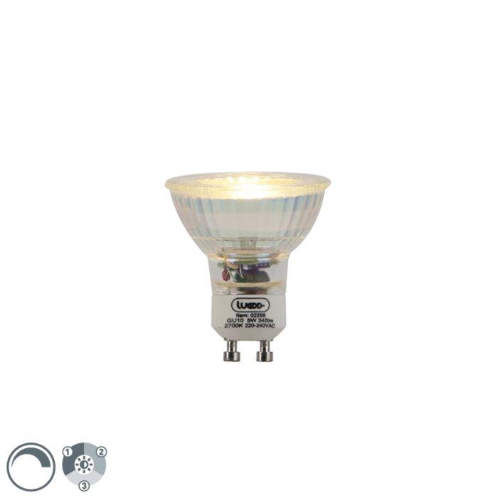 Dimmbare-LED-Lampe-GU10-3-stufig-dimmbar-5-W-345-lm-2700-K.