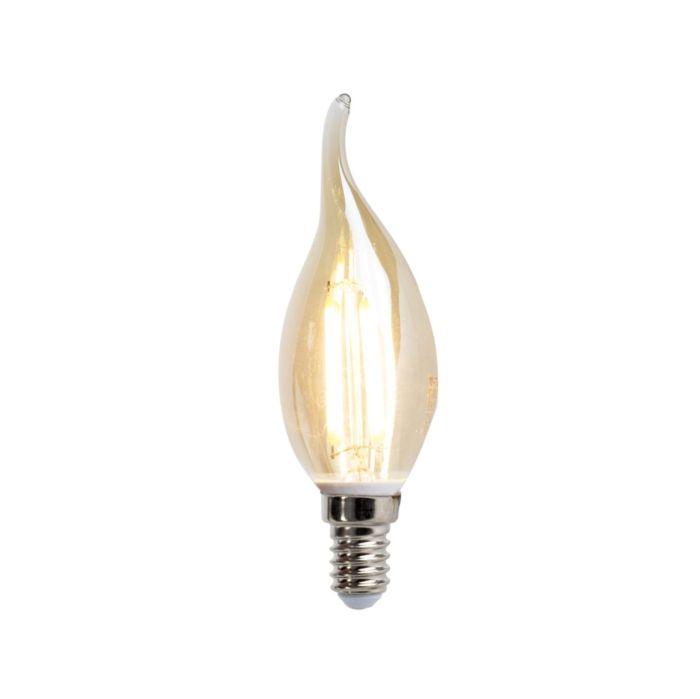 LED-Glühlampe-E14-4W-350-Lumen-warmweiß-2200K