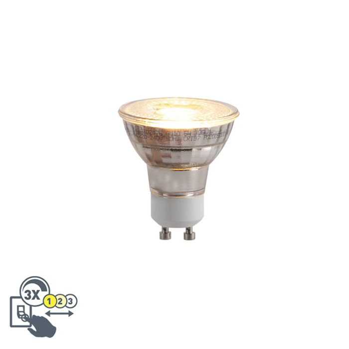 GU10-LED-Lampe-3-stufig-dimmbar-in-Kelvin-5W