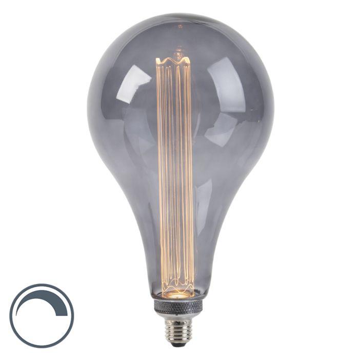LED-Lampe-A165-E27-3.5W-2000K-rauchdimmbar
