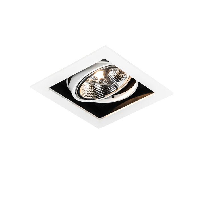 Vierkante-inbouwspot-wit-verstelbaar---Artemis-111