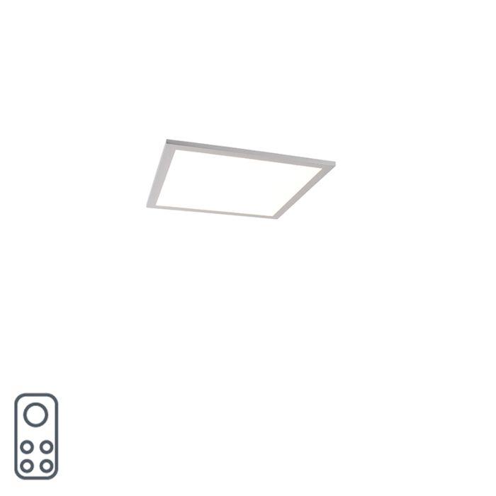Modern Led Paneel 40 Cm Incl Led En Dimmer Liv Lampenundleuchten