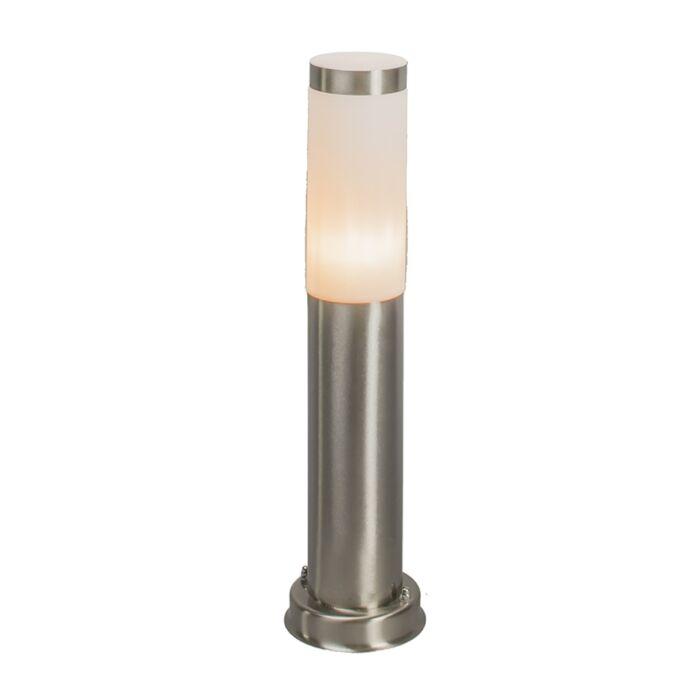 Moderne-Außenlaterne-aus-Stahl-45-cm-IP44---Rox