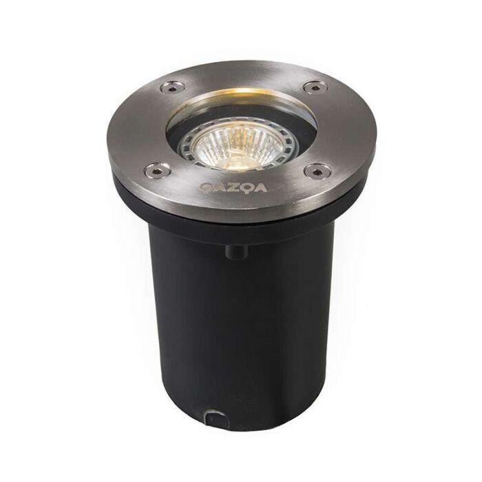 Außenbodenspot-Stahl-IP65---Basic-Round