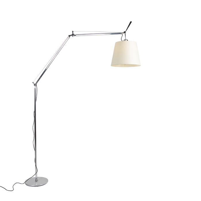 Stehlampe-Aluminium-285-cm---Artemide-Tolomeo-Mega-Terra