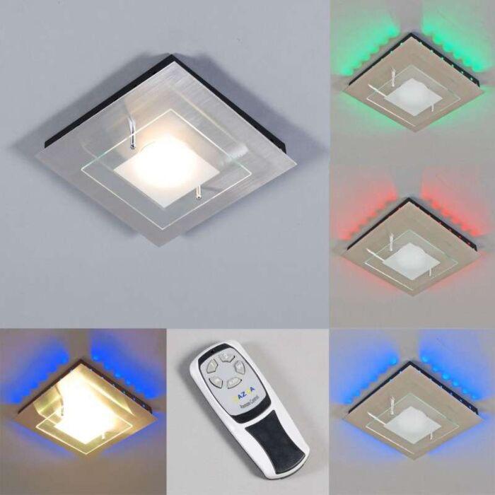 Deckenplatte-GX-RGB-LED-Stahl