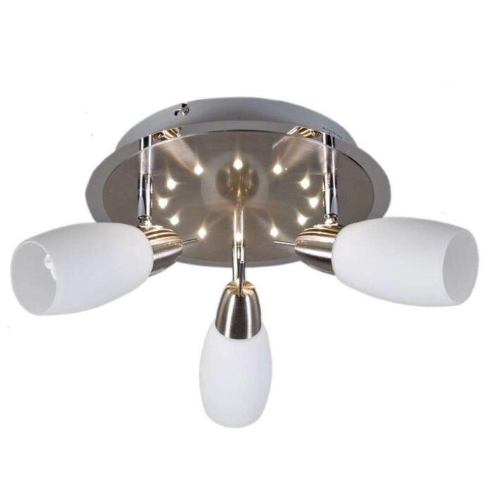 Spot-Deckenleuchte-Atom-3-runde-LED