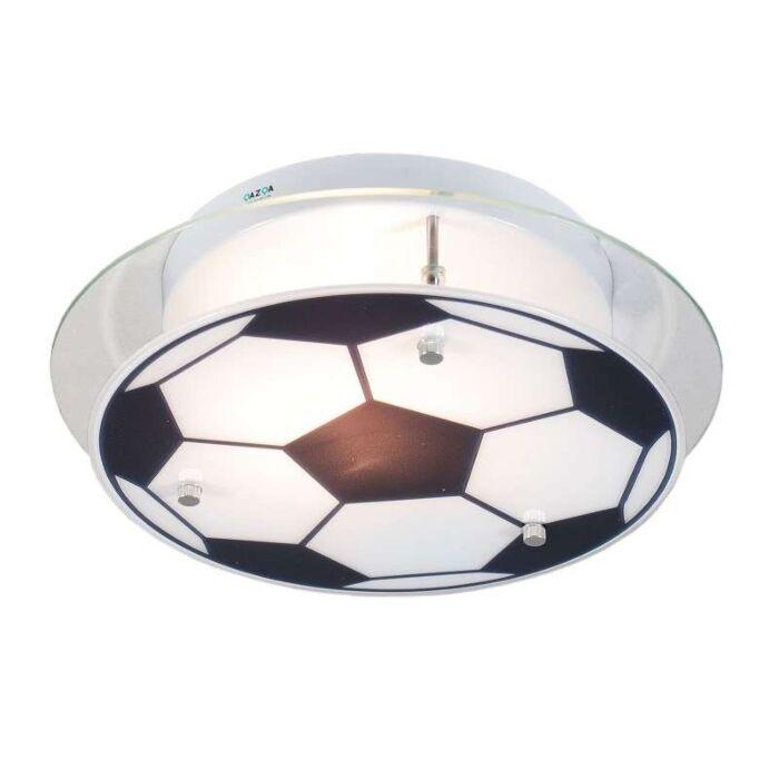Decke-Kinder-Fußball
