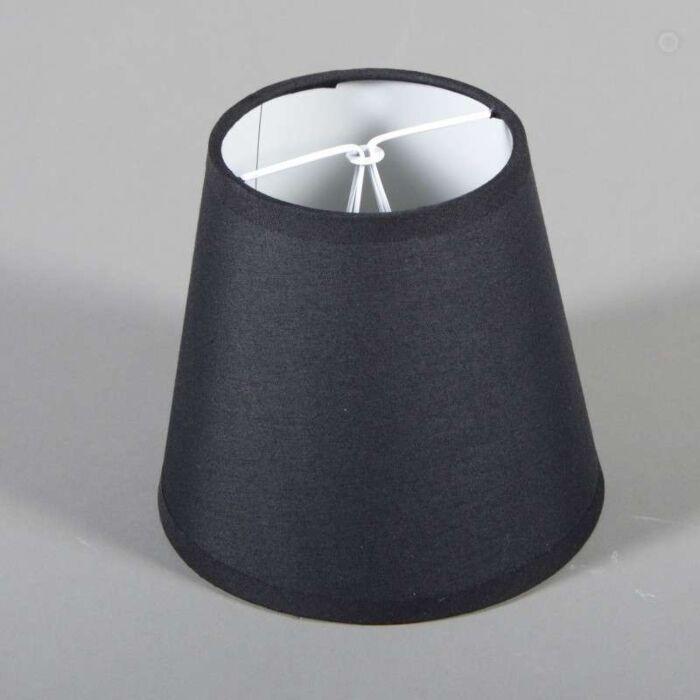 Clipkappe-ø15cm-schwarz