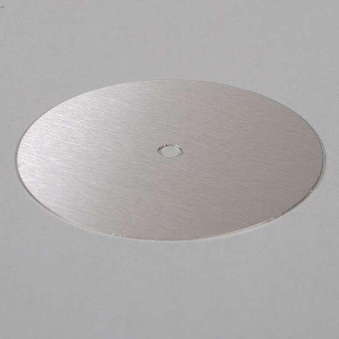 Füllring-ø13cm-Edelstahl-mit-Kabeleinführung-(Befestigungslöcher-selbst-anbringen)