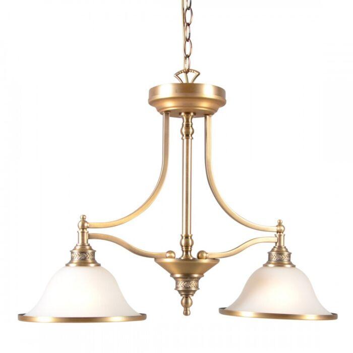 Bronze-Hängelampe-Elegance-II