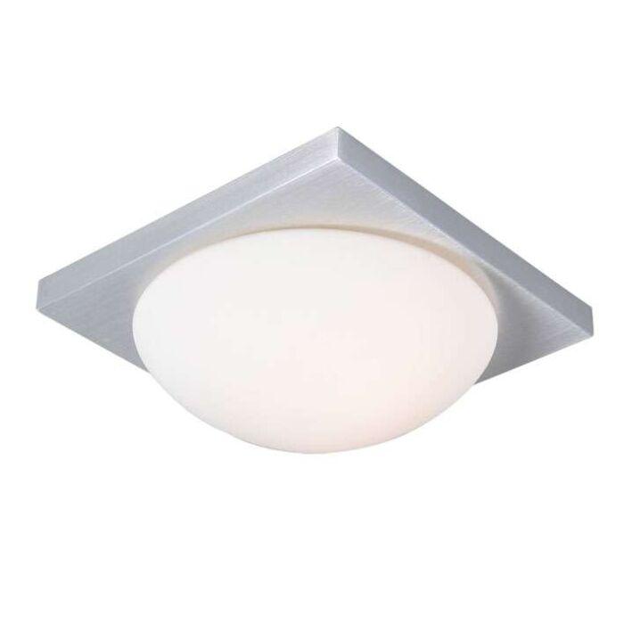 Deckenleuchte-Menta-25-Quadrat-Aluminium