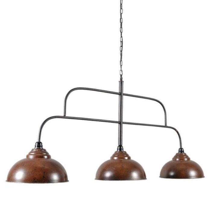 Billardlampe-3-braun-(NUR-ZUM-SAMMELN)