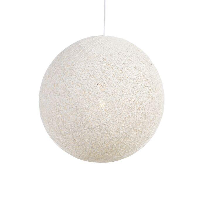 Land-Hängelampe-weiß-60-cm---Corda