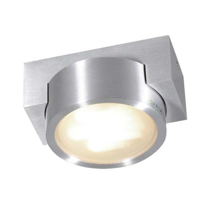 Deckenleuchte-Topaz-Aluminium