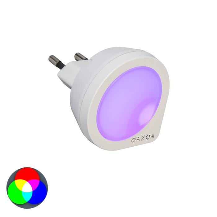 Lampe-klein-RGB-einstecken