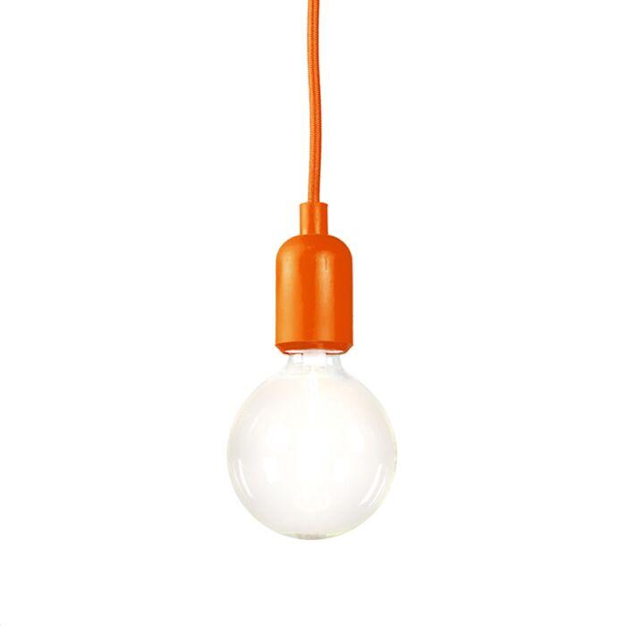 Cava-orange-Hängelampe