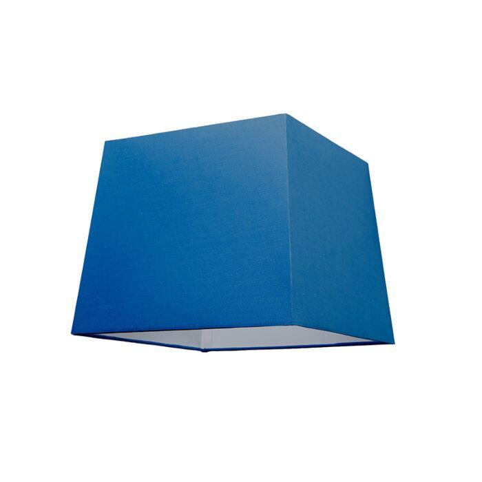 Haube-30-cm-eckig-VE-E27-blau