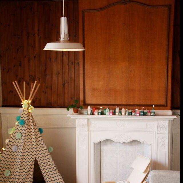 Living-Lampe-hängen-40cm-weiß