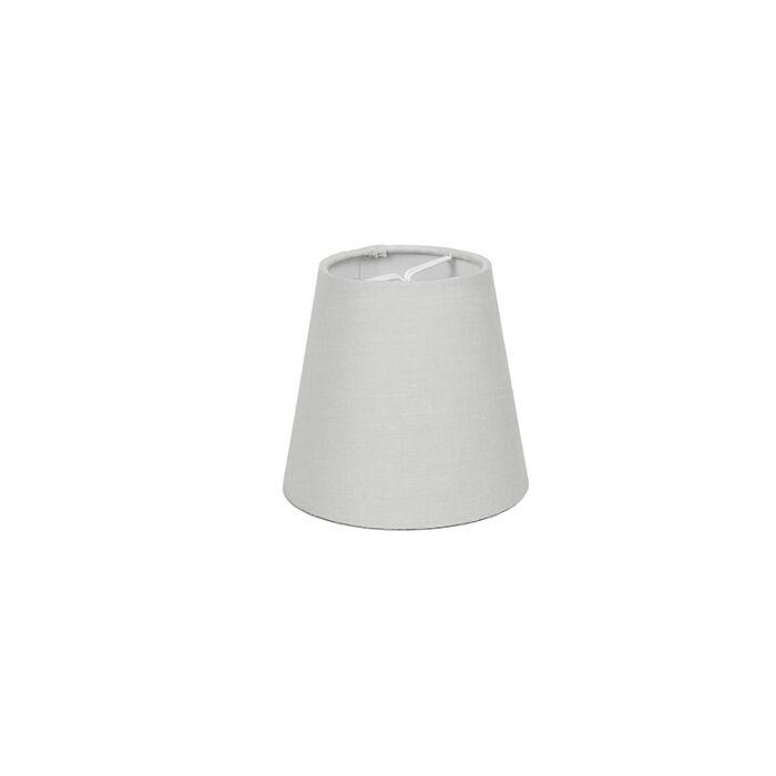 Clipkappe-12cm-rund-SC-weiß