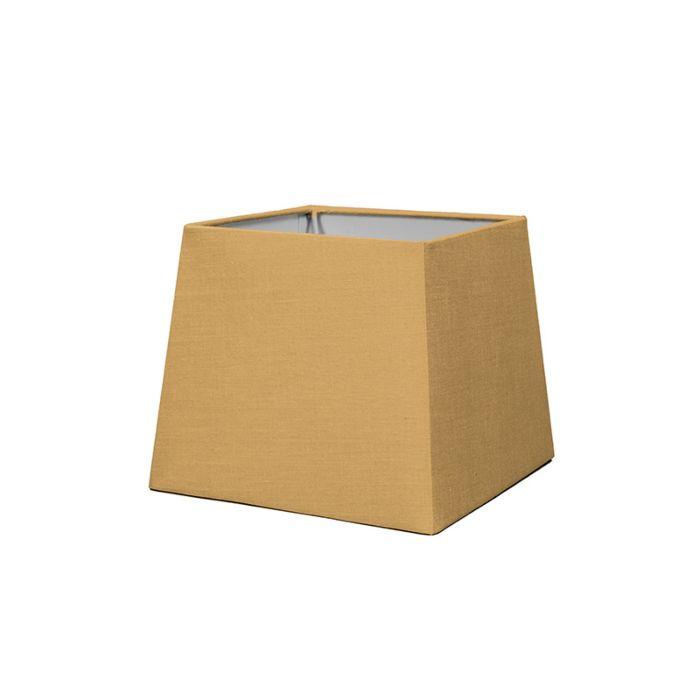 Kappe-18-cm-quadratisch-SD-E27-beige