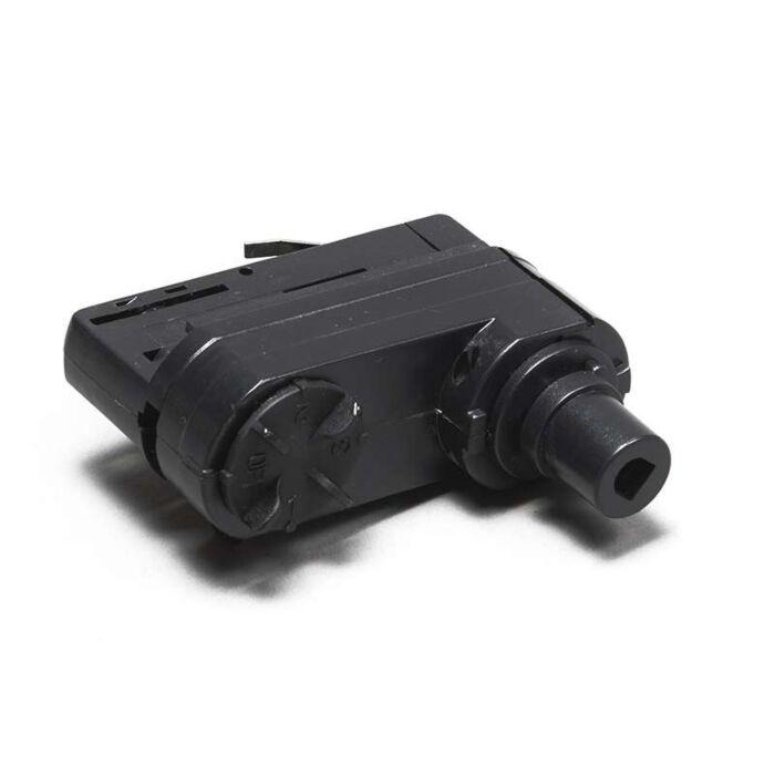 Pendelleuchtenadapter-für-3-Phasen-Stromschiene-schwarz