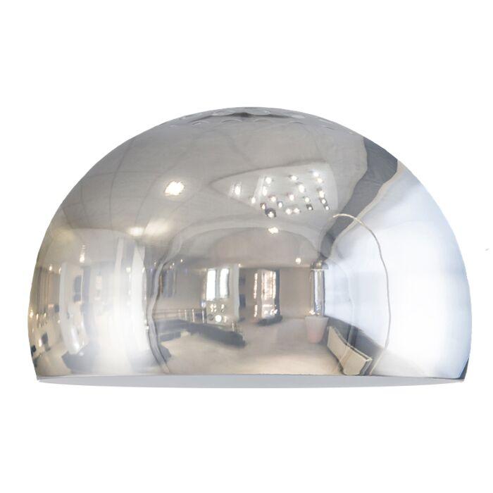 Schirm-Globe-33cm-Chrom