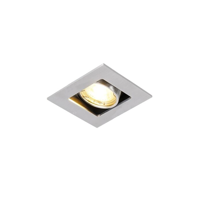 Moderner-Einbauspot-Aluminium-3-mm-dick---Qure