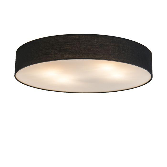 Deckenleuchte-Drum-Basic-60-schwarz