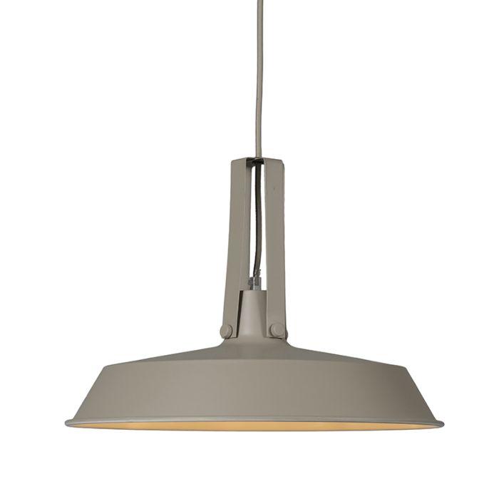 Living-Lampe-hängen-40cm-Beton