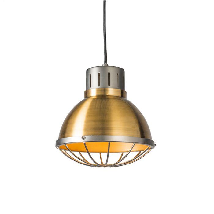 Hängelampe-Orbita-25-Gold