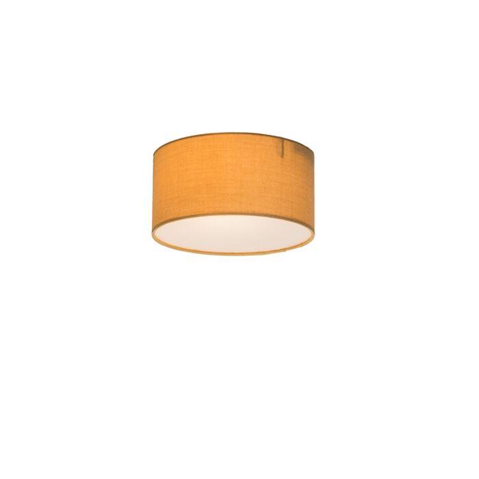 Deckenleuchte-Drum-Basic-20-beige