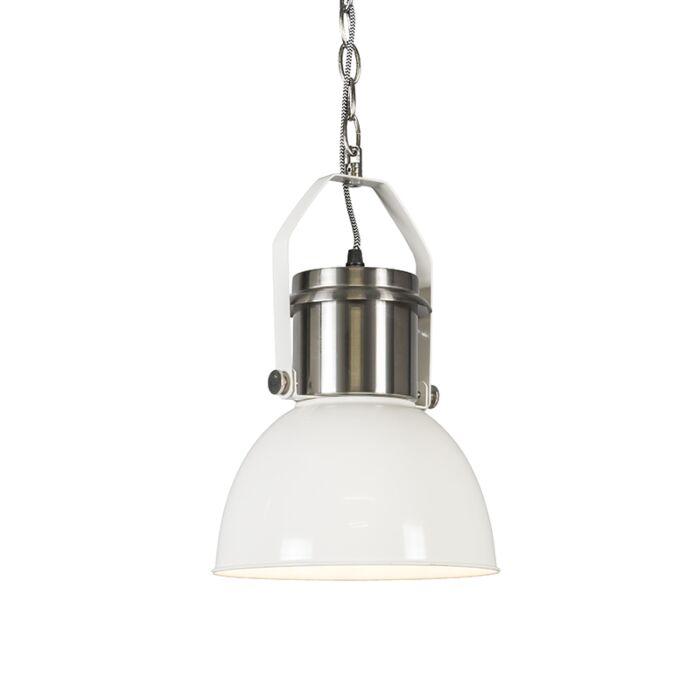 Industrielampe-23-weiß
