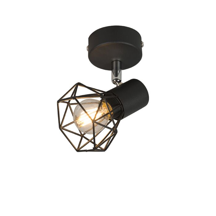 Art-Deco-Spot-schwarz-schwenk--und-neigbar---Mosh-1